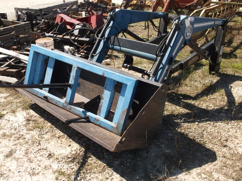 Homemade 2425 QT Loader w/ 6' Bucket & Spike Misc. Ag For Sale