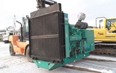 Generator & Power Unit For Sale:  2001 CUMMINS-ONAN 900 KW