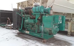 Generator & Power Unit For Sale:  2007 CUMMINS-ONAN 900 KW