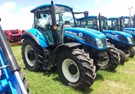 Tractor For Sale:   New Holland (NEW) T5.115 EC Demo , 115 HP
