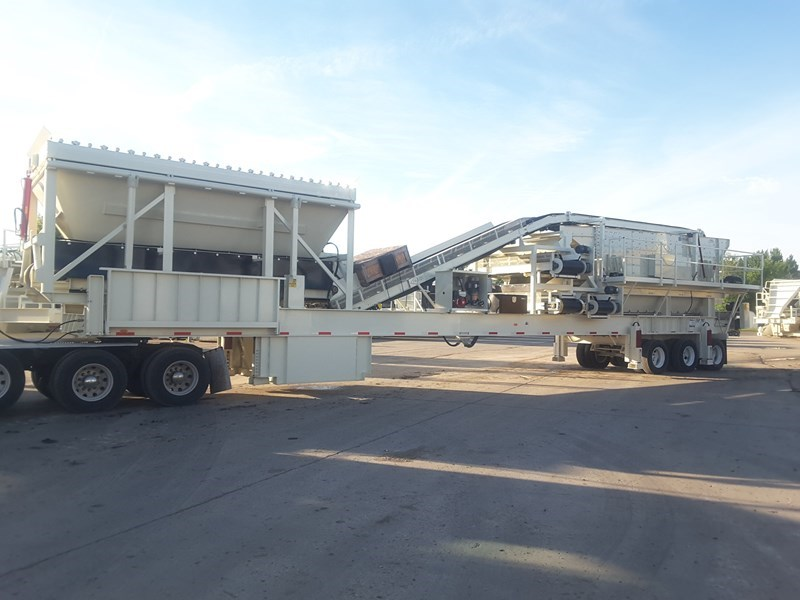 2016 FABTEC 6203-32FS Screening Plant For Sale