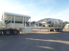 Screening Plant For Sale:  2016 FABTEC 6203-32FS