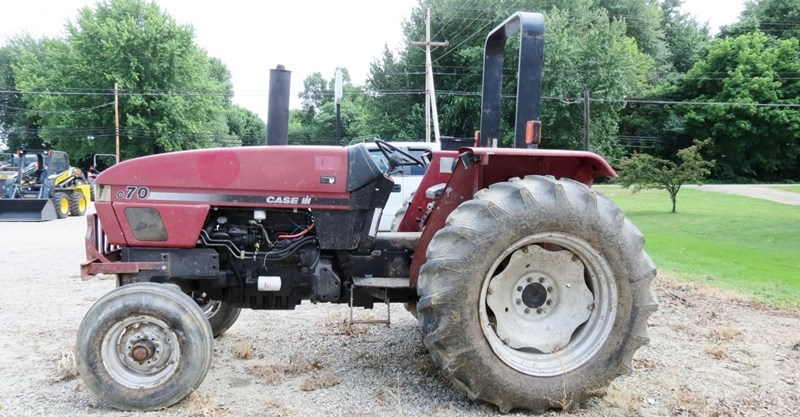 1999 Case IH C70 Tractor For Sale