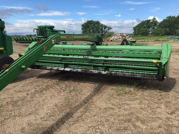 1994 John Deere 1600A Mower Conditioner For Sale