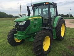 Tractor For Sale 2014 John Deere 6115M , 115 HP