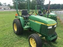 Tractor For Sale:  1989 John Deere 770 , 23 HP