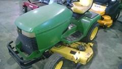 Riding Mower For Sale:  2000 John Deere 345 , 20 HP