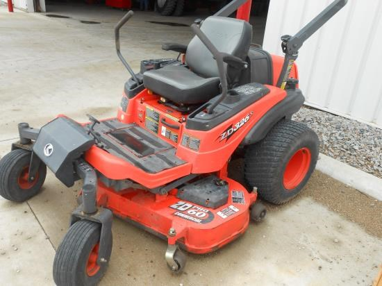 2008 Kubota ZD326S-60 Riding Mower For Sale