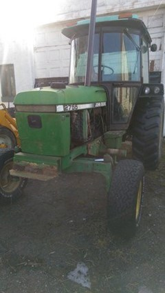 Tractor For Sale:  1989 John Deere 2755 , 88 HP