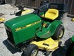 Riding Mower For Sale:  1987 John Deere 185 , 17 HP