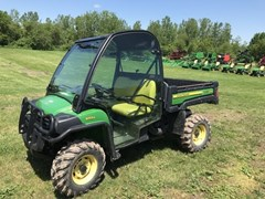 Utility Vehicle For Sale 2011 John Deere XUV 855D GREEN