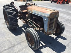 Tractor For Sale:  1956 Massey Ferguson TO35