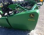 Header-Flex/Draper For Sale: 2014 John Deere 640FD