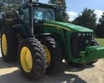 Tractor For Sale: 2010 John Deere 8345R, 345 HP