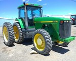 Tractor For Sale: 1998 John Deere 8100, 160 HP