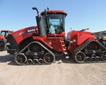 Tractor For Sale: 2011 Case IH STEIGER 550 QUADTRAC, 550 HP
