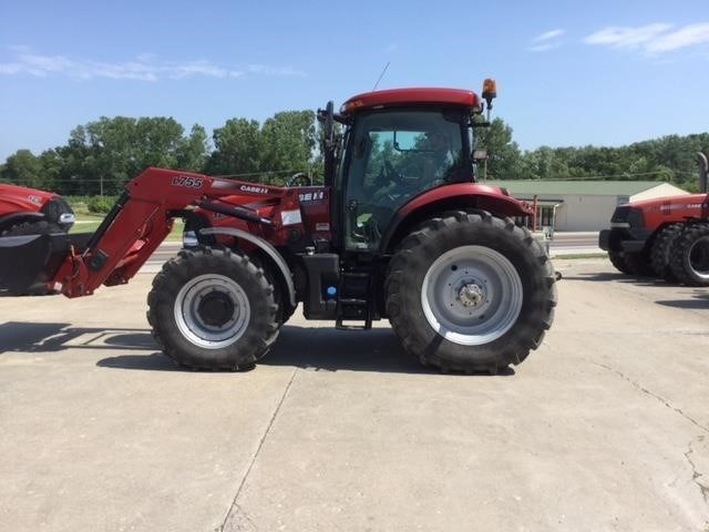 2012 Case IH MAXXUM 125 Tractor For Sale