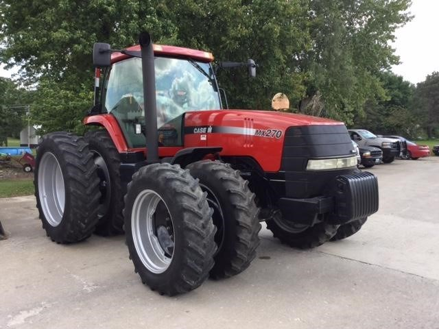2001 Case IH MX270 Tractor For Sale