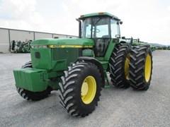 Tractor For Sale:  1992 John Deere 4960 , 222 HP
