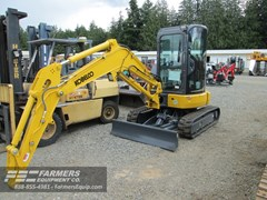 Excavator-Mini For Sale 2016 Kobelco SK35SR-6E