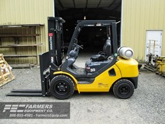 ForkLift/LiftTruck-Industrial For Sale 2016 Komatsu FG30HT-16 , 60 HP