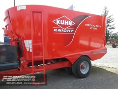 TMR Mixer For Sale 2015 Kuhn VT1100