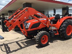 Tractor For Sale:  Kioti nx5510