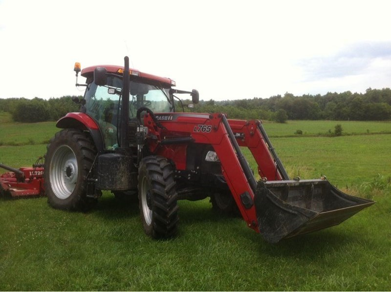 2012 Case IH PUMA 145 Tractor For Sale