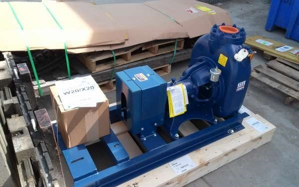 2015 Gorman-Rupp 84A2-B Pump For Sale