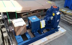 Pump For Sale:  2015 Gorman-Rupp 84A2-B