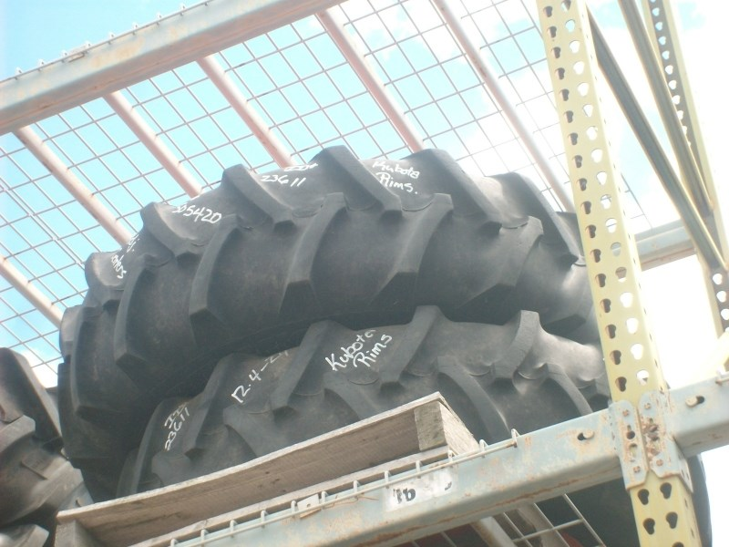 Kubota 12.4-24 Wheels and Tires For Sale