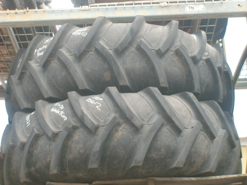 Kubota 18.4-R30 Wheels and Tires For Sale