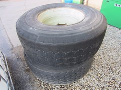 Wheels and Tires For Sale Brent 425/65R22.5
