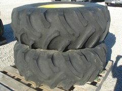 Wheels and Tires For Sale John Deere 18.4-26 Goodyear