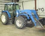 Tractor For Sale: 1989 Ford NH 7840