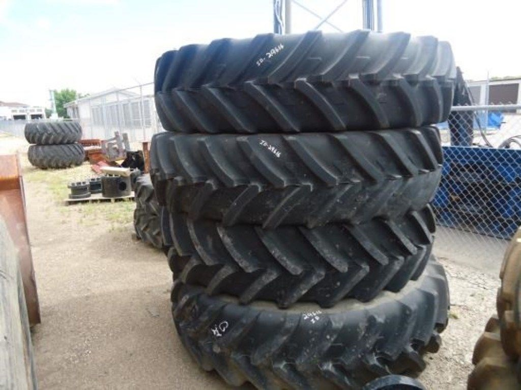 Michelin 460/85R42 Wheels and Tires For Sale