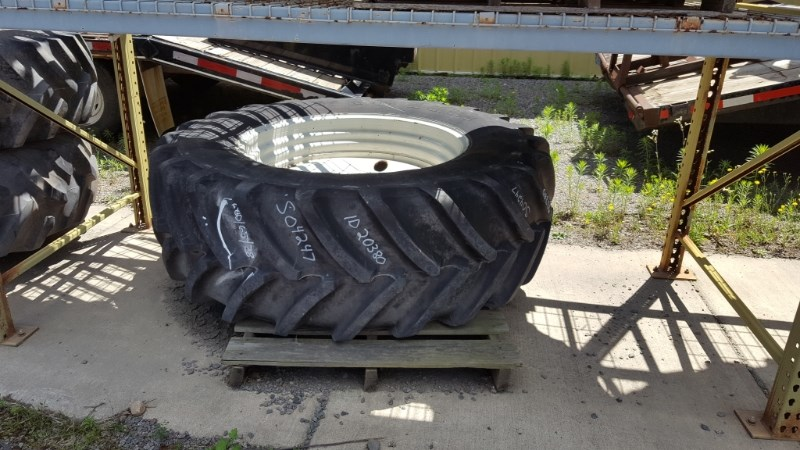 Case IH 600/65R38 Wheels and Tires For Sale