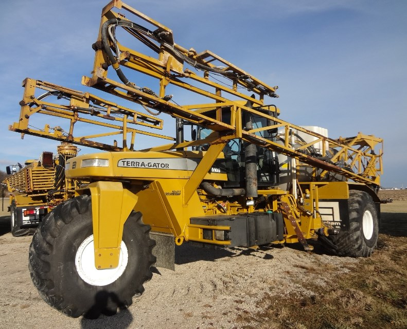 2001 Ag Chem 6103 Floater/High Clearance Spreader For Sale