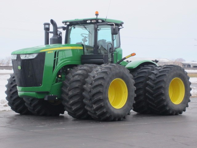 2012 John Deere 9510R Tractor For Sale