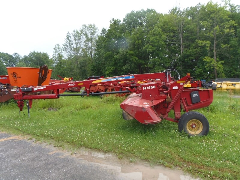 New Holland H7450 Disc Mower For Sale