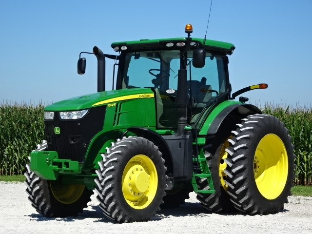 2012 John Deere 7200R Tractor For Sale