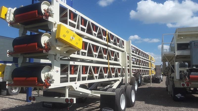 2016 Superior 42X70STSP-TRL Conveyor - Transfer For Sale