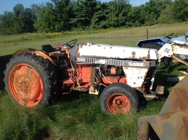 Case 1390 Tractor For Sale