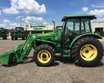 Tractor For Sale: 2011 John Deere 5101E, 101 HP