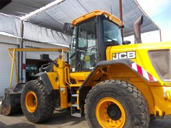 Wheel Loader For Sale 2012 JCB 426EZ