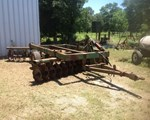 Disk Harrow For Sale:  White 281