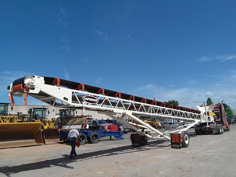 2016 Superior 30X70HYDPRSC Conveyor - Stacking For Sale