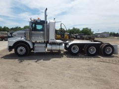 Misc. Construction For Sale:  2001 Kenworth T800