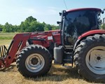 Tractor For Sale: 2011 Case IH MAXXUM 125 LIMITED, 105 HP