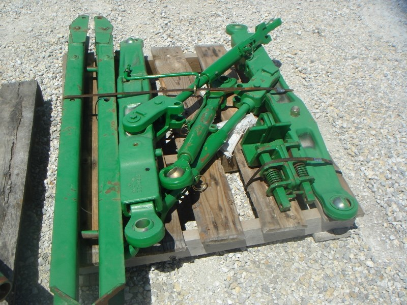 John Deere BW13853 Front End Loader Attachment For Sale